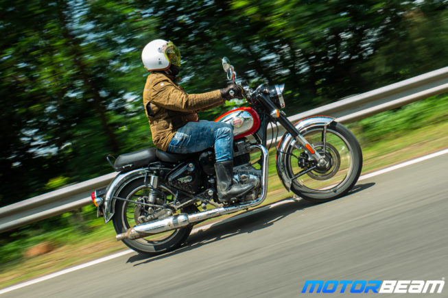 2022 Royal Enfield Classic 350 Review 41