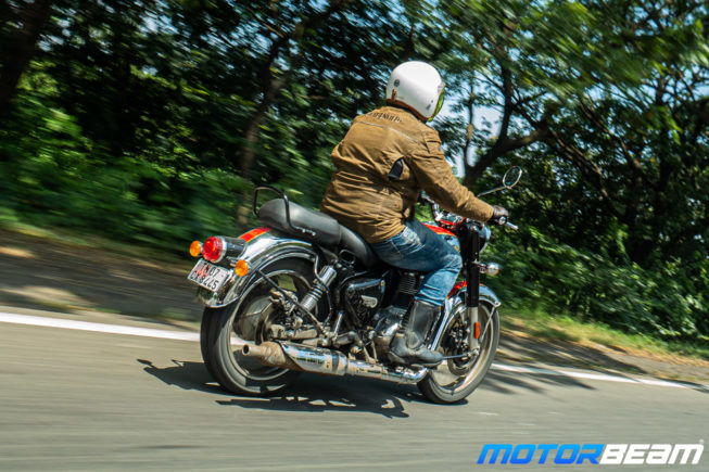 2022 Royal Enfield Classic 350 Review 42