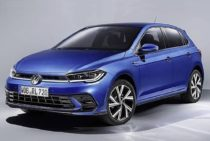 2022 Volkswagen Polo Facelift Images