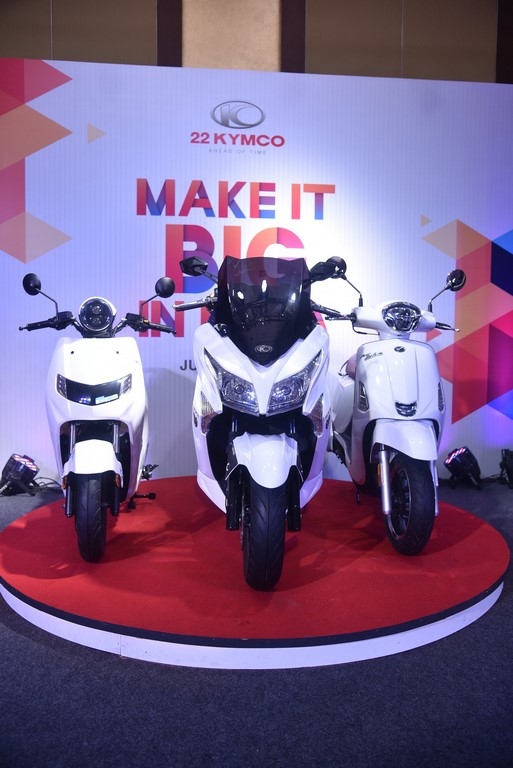 22 KYMCO Product Line Up