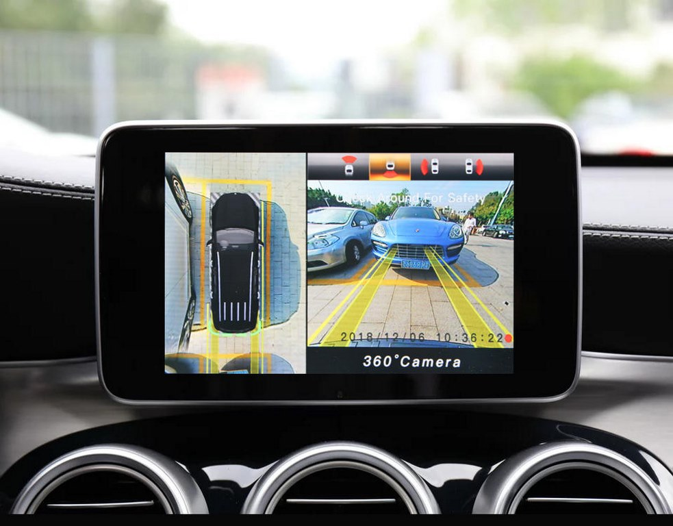 360 Surround View Cameras Is A Helpful Car Technology Motorbeam