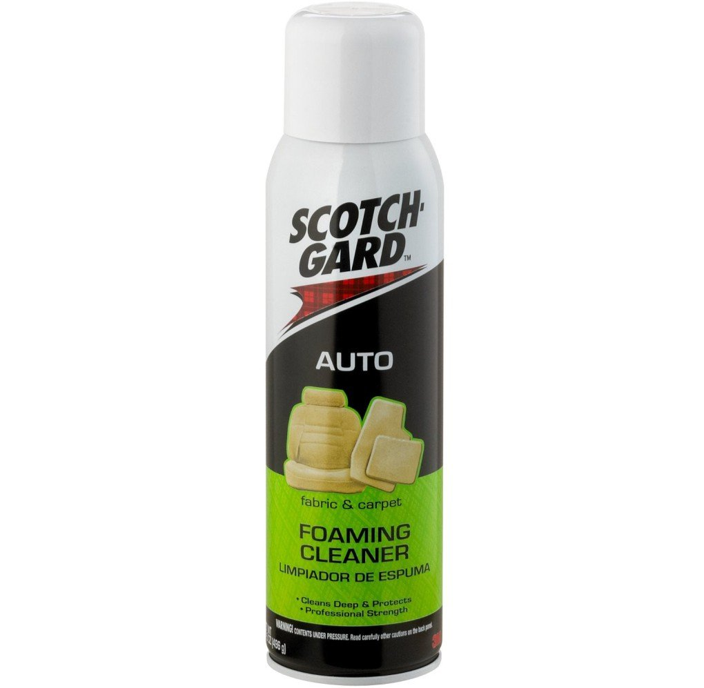 3M Car Seat fabric Foaming Cleaner