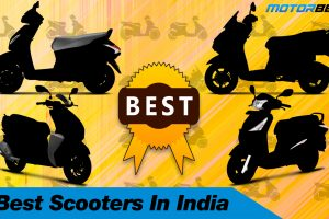 4 Best Scooters In India