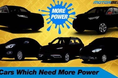 5 Cars Which Need More Power