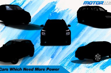 5 Cars Which Need More Power Thumbnail