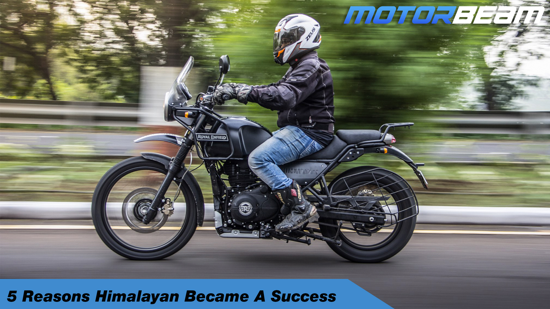 5 Reasons Himalayan Became A Success Video