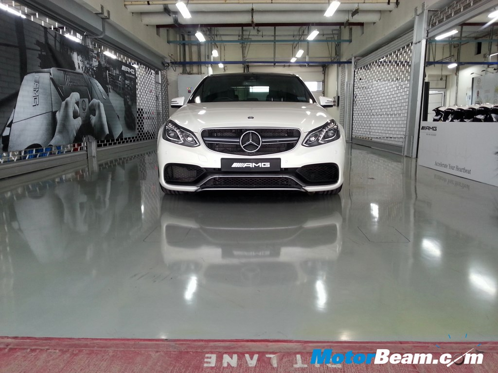 AMG Driving Academy Experience