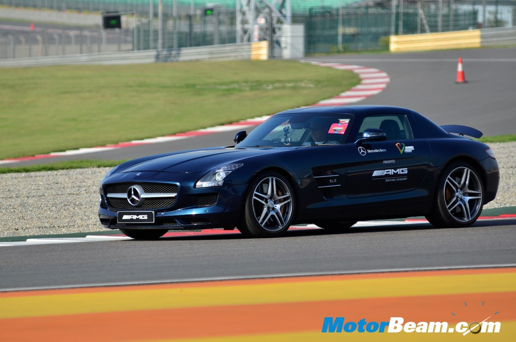 AMG Driving Academy Review