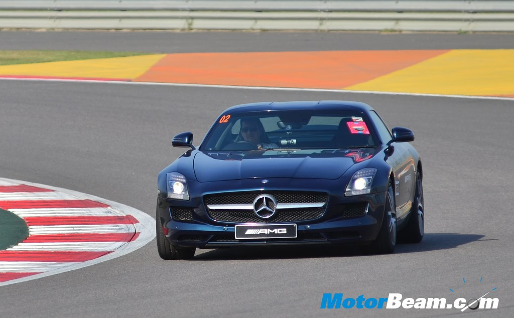 AMG Driving Academy User Review
