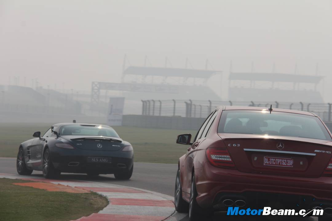 AMG Driving Experience India