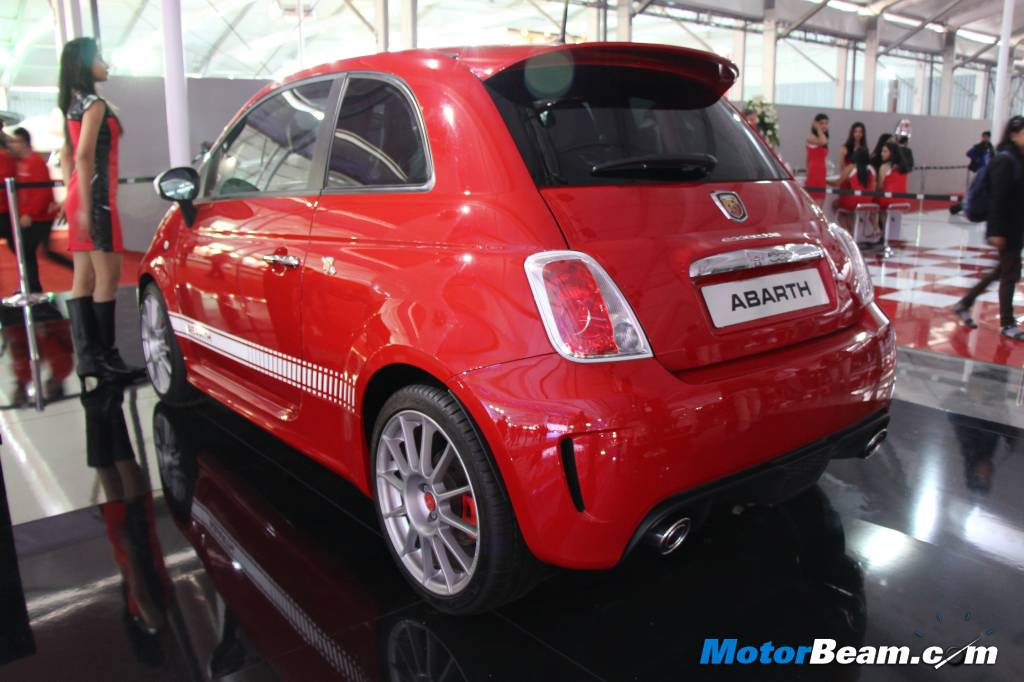 Abarth 500 India Price