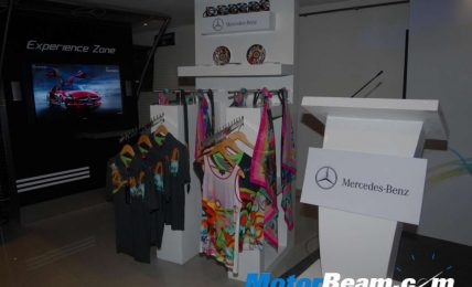 Accessories Collection designed by Manish Arora at the Launch of Mercedes-Benz Star Fascination Fest 2010