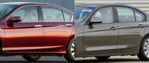 Accord BMW Comparison