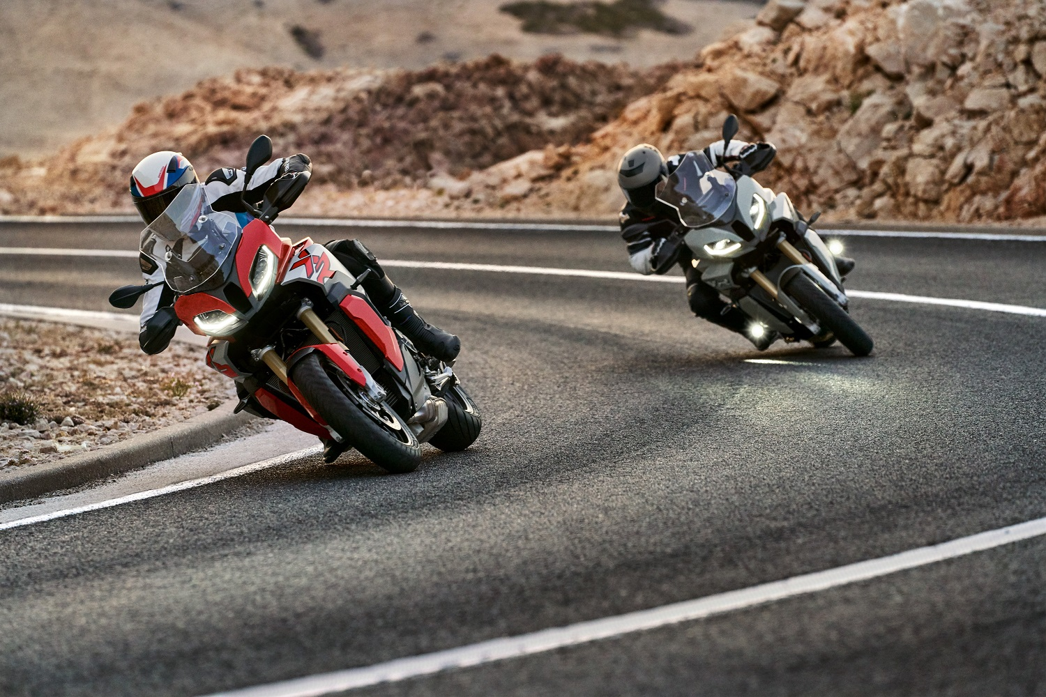 All New BMW S 1000 XR Colour