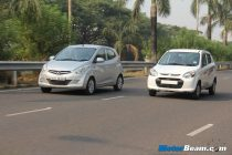Alto 800 vs Hyundai Eon Video Review