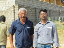 Anand Gopal With Jagat Nanjappa