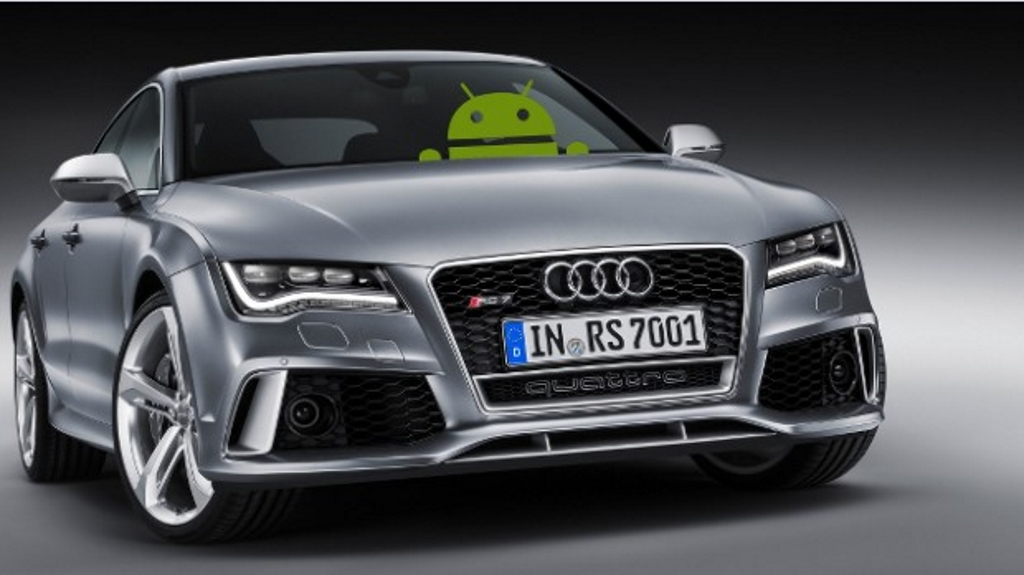 Android Software Induced Vehicles