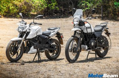 In The Defence For Royal Enfield