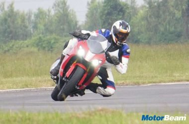TVS Apache RR 310 First Ride Review