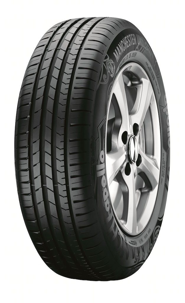 Apollo Manchester United Branded Tyre
