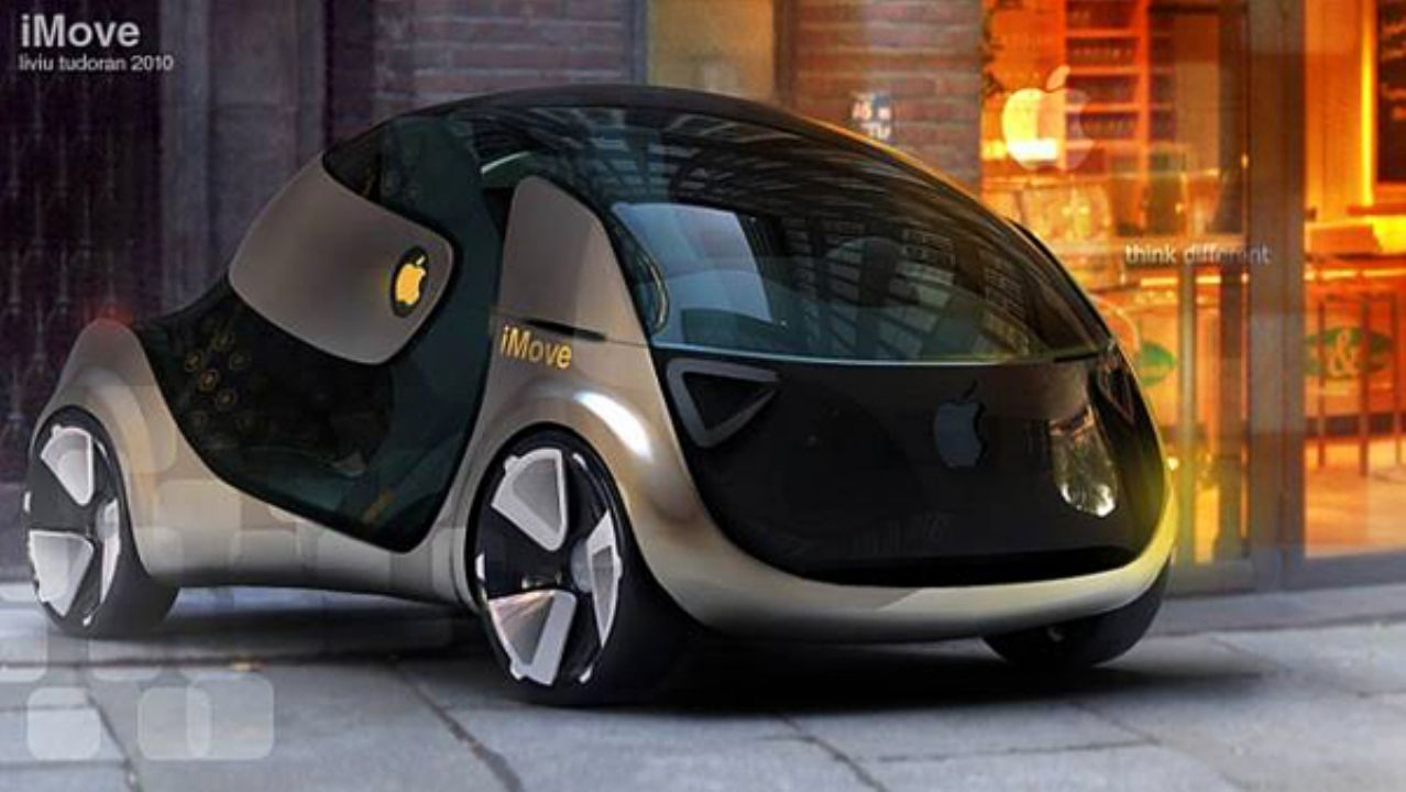 Apple iMove Car