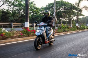 Aprilia SR 125 Video Review