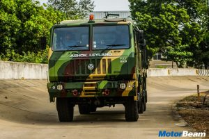 Ashok Leyland FAT 6X6 Video Review