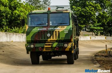 Ashok Leyland FAT 6×6 Video Review