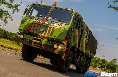 Ashok Leyland FAT 6x6 Review