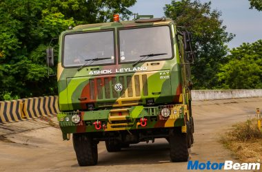 Ashok Leyland FAT 6x6 Review Test Drive