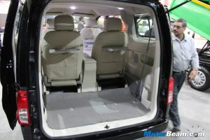 Ashok Leyland Stile Luxury Edition Interiors