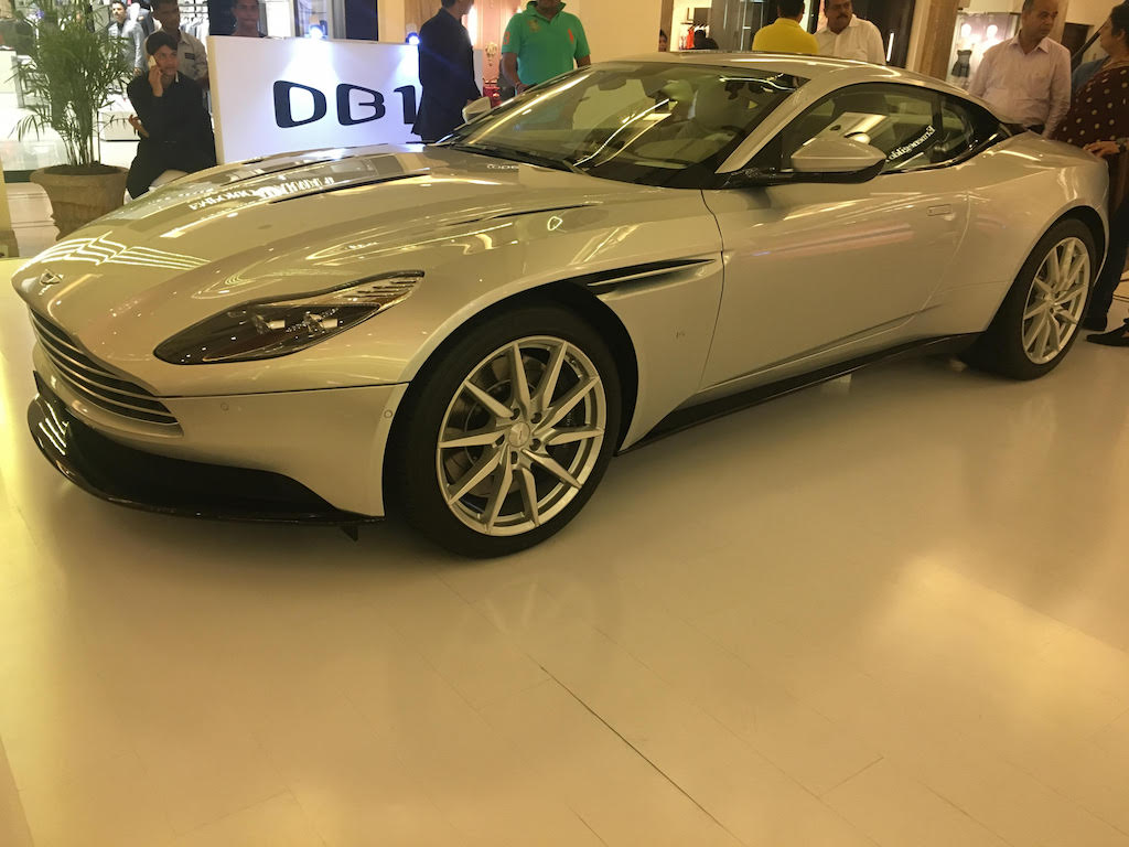 Aston Martin DB11 Launched In India