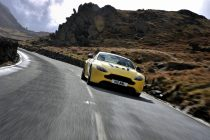 Aston Martin V12 Vantage S Wallpaper