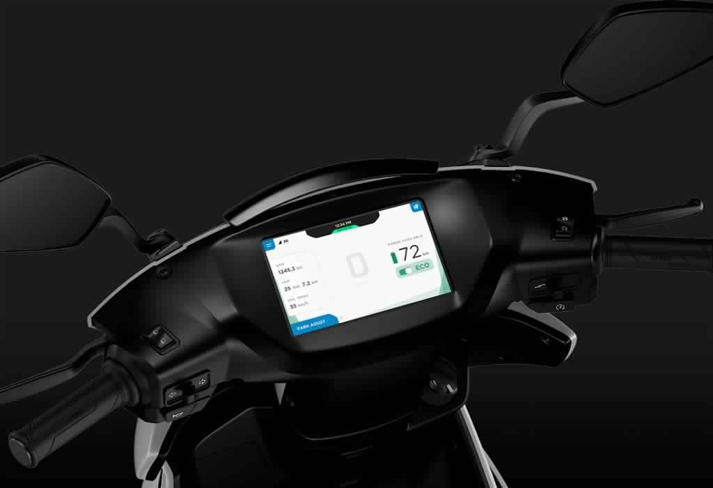 Ather 340 Features