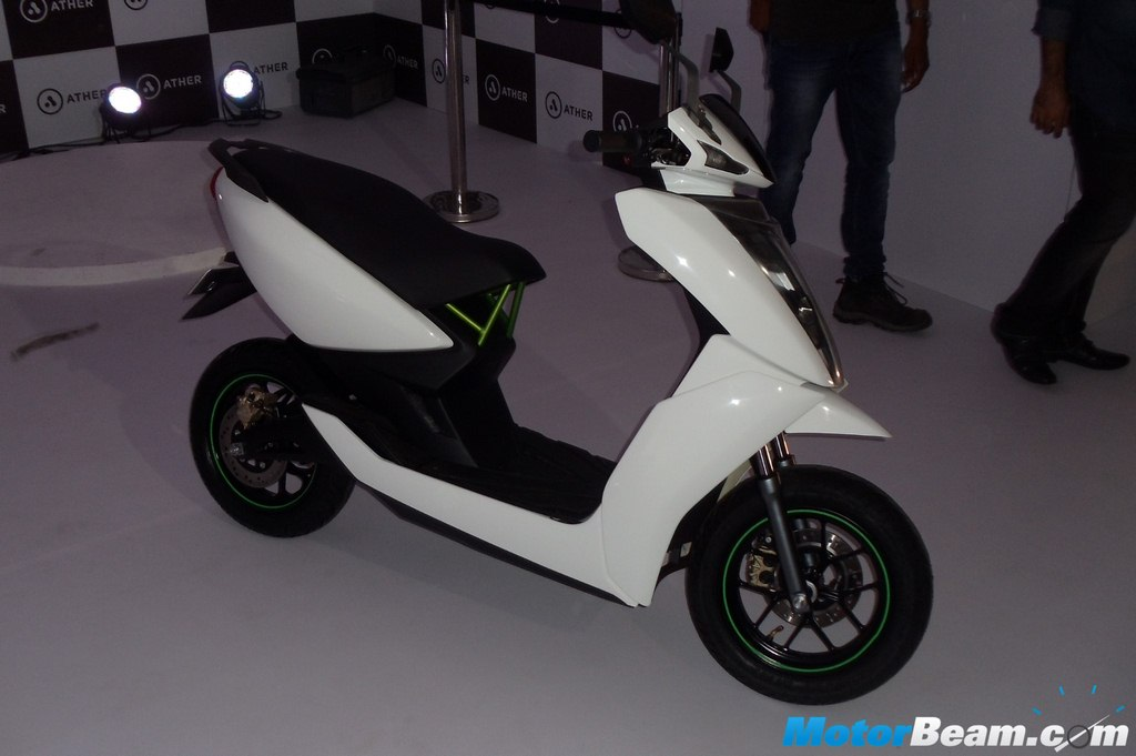 Ather 340 Specifications