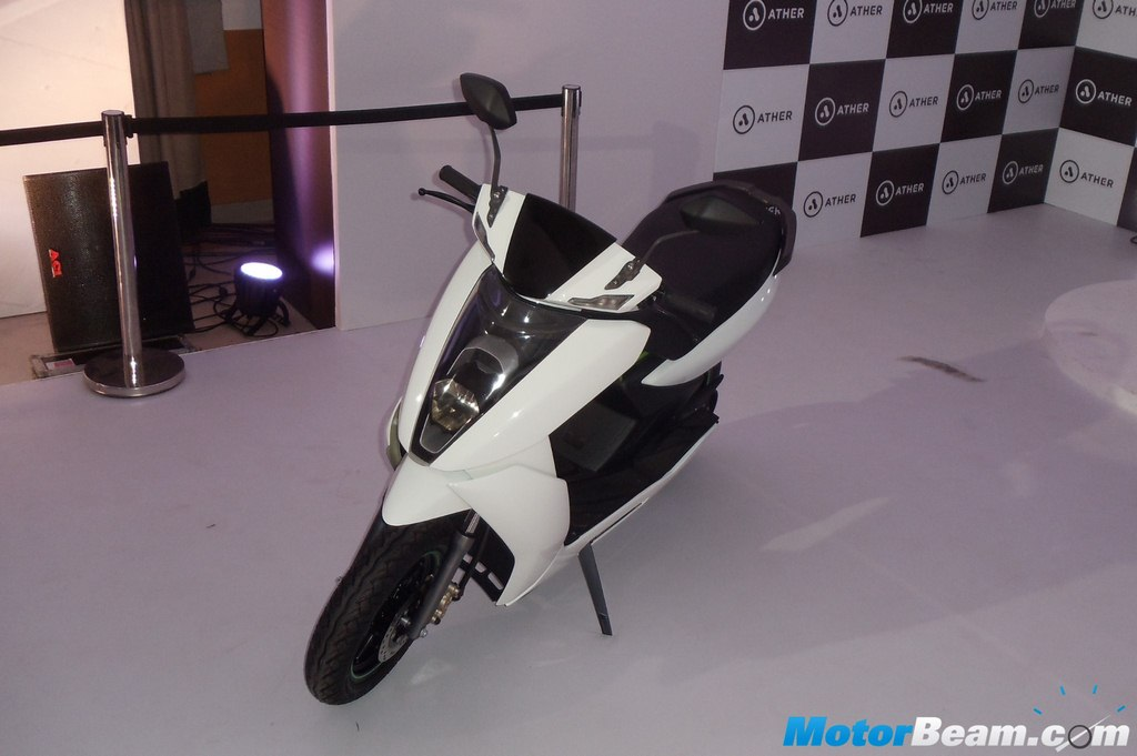 Ather 450 Mileage