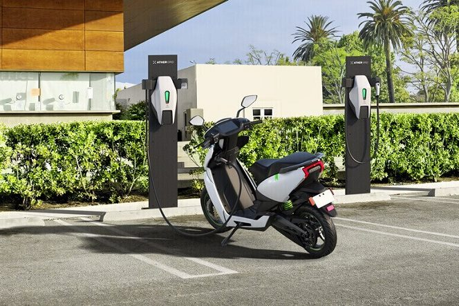 Ather Electric Motorcycle Launch
