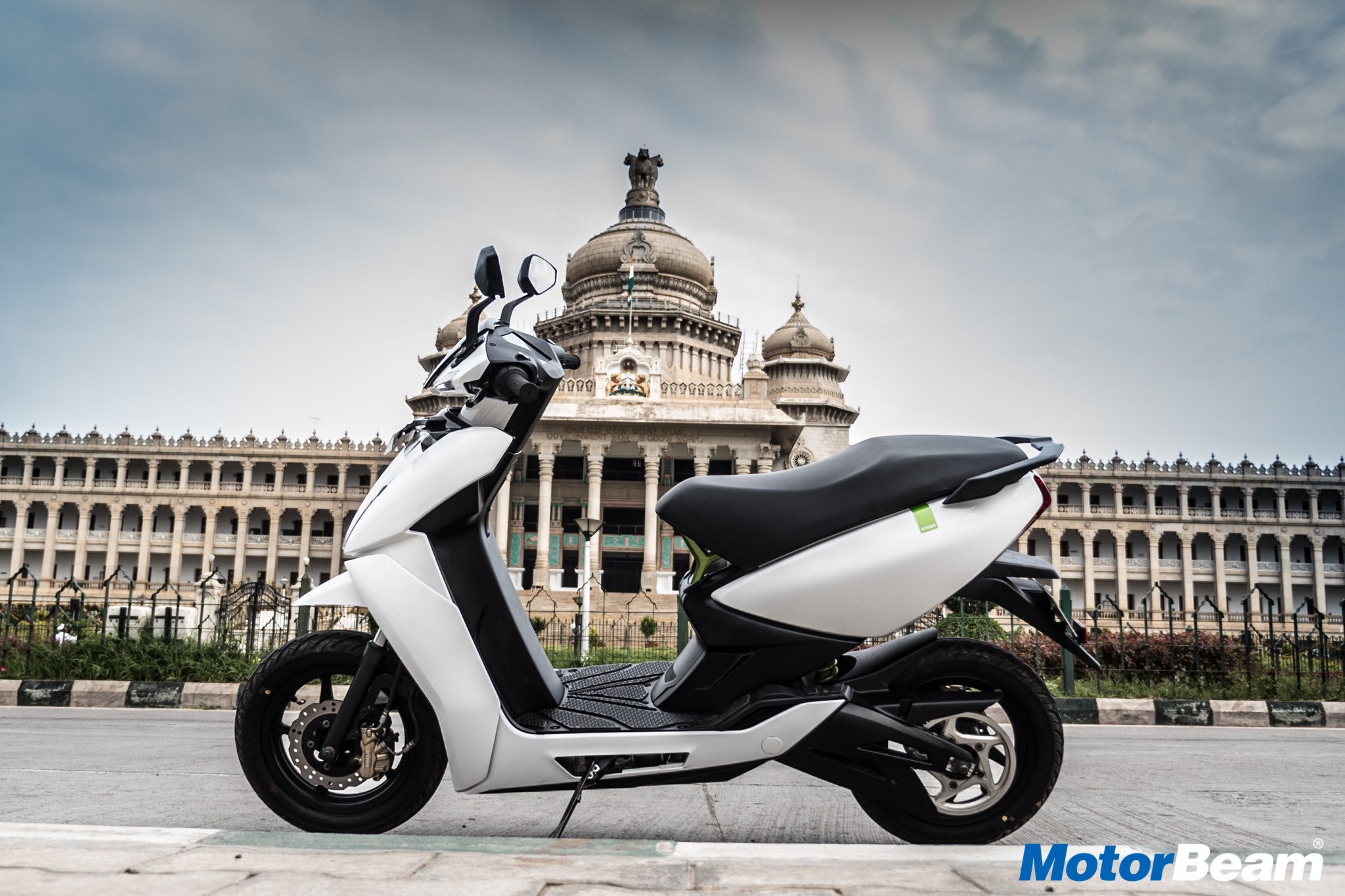 Ather 450 Test Report