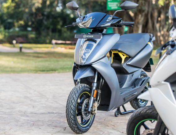 Upcoming Ather Electric Scooter Price