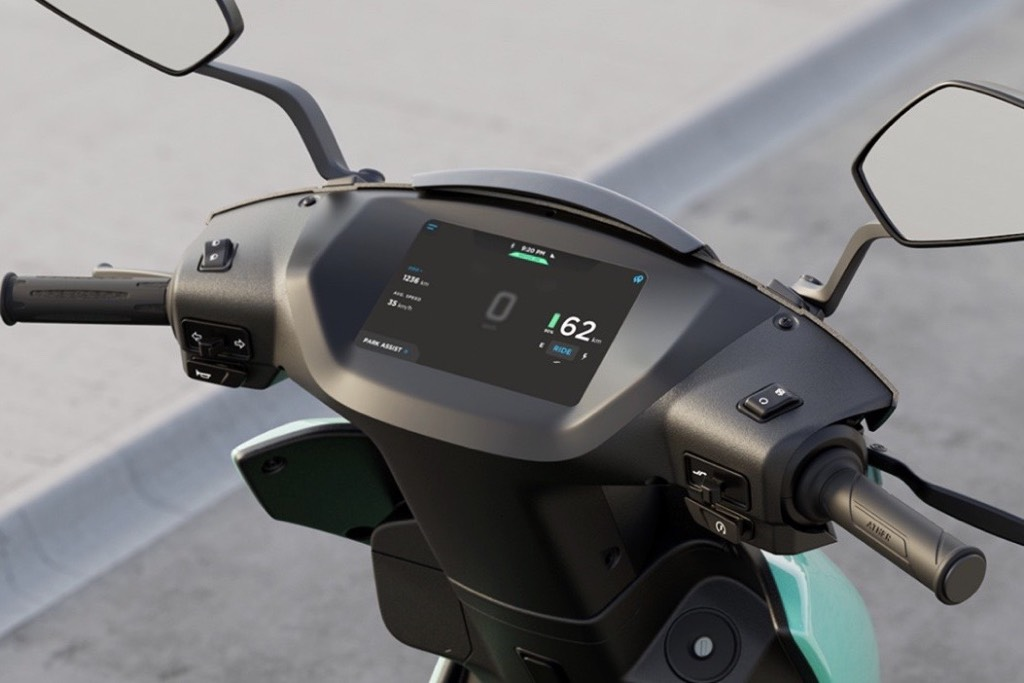 Ather 450X Features