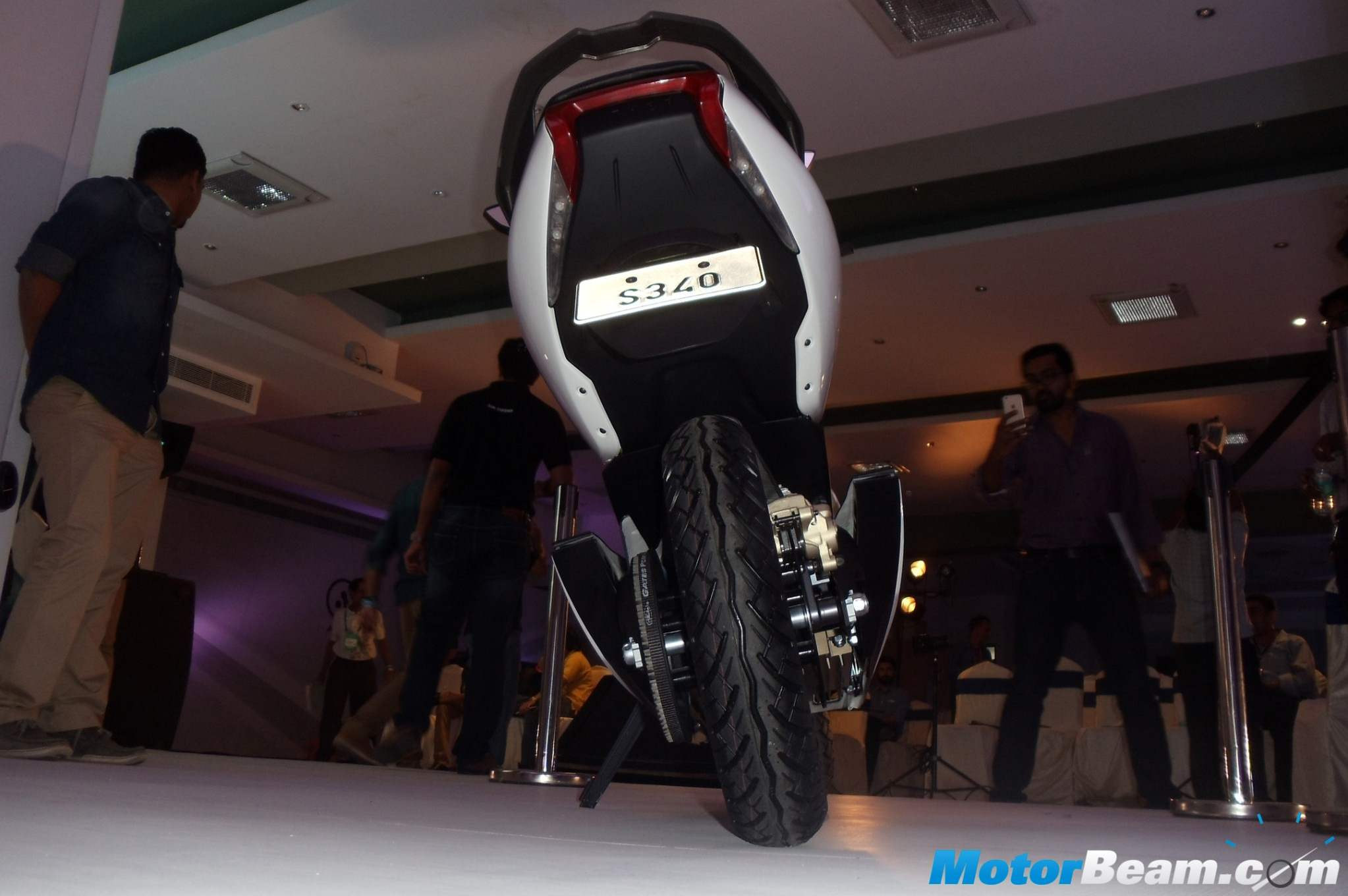 Ather S340 Rear Wheel