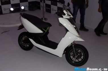 Ather S340 Side