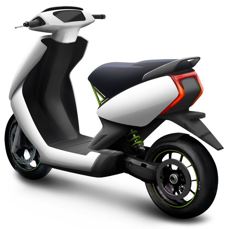 Ather S340 e-Scooter