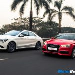 Audi A3 vs Mercedes CLA Shootout