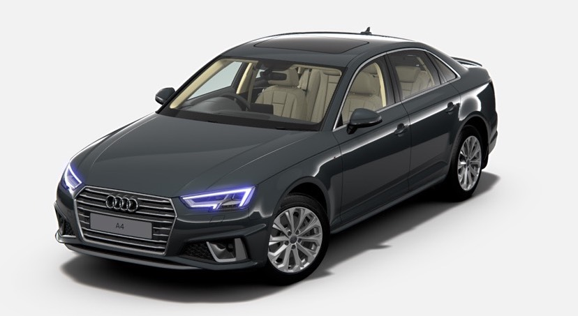 Audi A4 Facelift Price