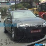 Audi A4 On Test India