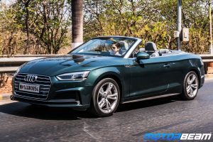 Audi A5 Cabriolet Review Test Drive