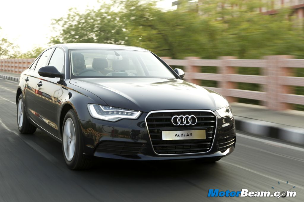 Audi A6 Special Edition Road Test