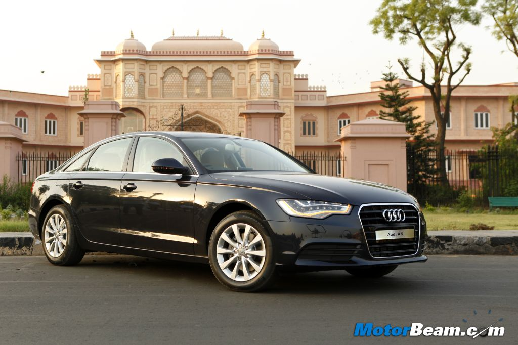Audi A6 Special Edition Test Drive