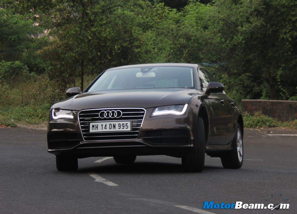 2012 Audi A7 Test Drive Review Audi A India on audi a8 india, audi a3 india, audi q3 india, audi q7 india, audi r8 india, audi a5 india, 2014 audi a6 india,